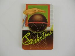 Sports Basketball Basquetebol Portugal Portuguese Pocket Calendar 1992 - Klein Formaat: 1991-00
