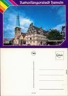 Ansichtskarte Hameln Hochzeitshaus 1985 - Hameln (Pyrmont)