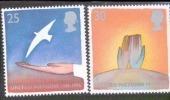 CEPT Frieden Und Freiheit Großbritannien 1574 - 1575  ** Postfrisch, MNH, Neuf - 1995