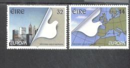 CEPT Frieden Und Freiheit Irland 890 - 891 ** Postfrisch, MNH, Neuf - 1995