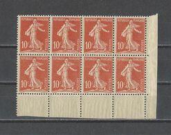 FRANCE.  YT   N° 134  Neuf **  1906 - 1906-38 Sower - Cameo