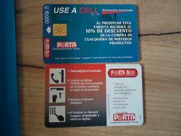 ECUADOR   USED CARDS   ADVERTISING - Ecuador