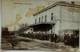 30 Vergeze La Gare état - Vergèze