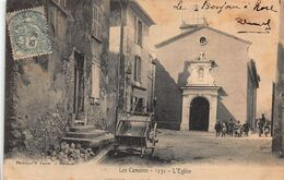 CPA Les Camoins - L'Eglise - Les Caillols, La Valentine