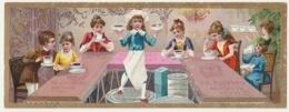 BELLE CHROMO Chocolat SUCHARD   +/- 1891   Grand Format    Serie 25     Victorian Trade Card - Suchard