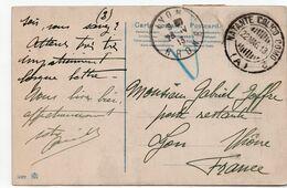 TIMBRO POSTALE - NATANTE COLICO COMO 1913 Su Cartolina - VIAGGIATA - Ohne Zuordnung