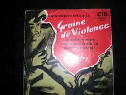 BILL HALEY GRAINE DE VIOLENCE - Unclassified