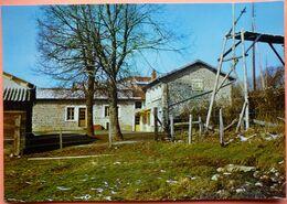 CARTE RANCHAL - 69 - CANTONNEMENT - ECLAIREURS DE FRANCE - SCOUTISME -SCAN RECTO/VERSO - 9 - Sonstige Gemeinden