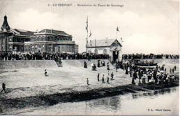 LE TREPORT  BENEDICTION DU CANOT DE SAUVETAGE - Le Treport