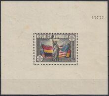 ESPAÑA 1938 Nº 764 NUEVO CON OXIDO REF. 01 - 1931-Aujourd'hui: II. République - ....Juan Carlos I