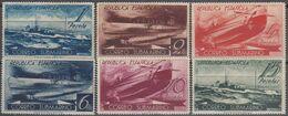 ESPAÑA 1938 Nº 775/780 NUEVO, CON OXIDO - 1931-50 Ungebraucht