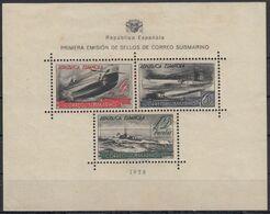 ESPAÑA 1938 Nº 781 NUEVO, CON OXIDO - 1931-50 Ungebraucht
