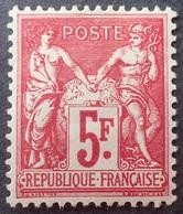 R1592/38 - SAGE - EXPOSITION PHILATELIQUE De PARIS - N°216 NEUF* - LUXE - TRES BON CENTRAGE - Cote (2020) : 160,00 € - Nuovi