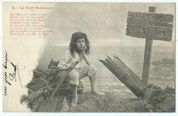 Illustrateur Bergeret Le Petit Robinson N° 2 - Bergeret