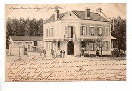 77 - LIZY-SUR-OURCQ . CAFÉ DE LA GARE - Réf. N°10244 - - Lizy Sur Ourcq