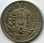 Venezuela 2 Bolivares 1986 KM 43.2 - Venezuela