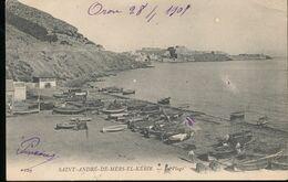 Algerie -- Saint - Andre - De - Mers - El - Kebir -- La Plage - Altre Città