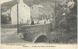 NAMUR : Vallée Du Tienne De St-Marc - D,V,D. 9431 - RARE CPA - Cachet De La Poste 1904 - Namen