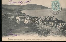 Algerie --  Panorama De Mers - El - Kebir -- Et Des Coteaux De Santon, Vue Prise De  Sainte - Clotilde - Altre Città