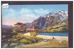 GOTTHARD HOSPIZ - AUTOCAR POSTAL - POSTAUTO - TB - TI Ticino