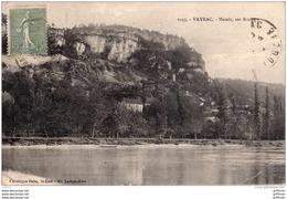 VAYRAC MEZELS SES ROCHERS 1924 TBE - Vayrac