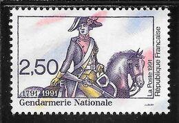 FRANCE  N°2702 OB TB SANS DEFAUTS - Gebruikt