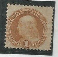 N° 112 (1c Franklin , 1869)   * - 1845-47 Emissioni Provinciali