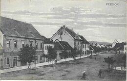 1924 - PEZINOK , 2 Scan - Slovakia