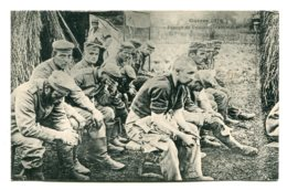 FRANCE - Guerre 1914-1915 Word War II - 1915 Passage De Prisonniers Allemands - War 1914-18