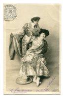 FRANCE (?) Danses Espagnoles L'invitation 1903 - Undivided Rear - Europe