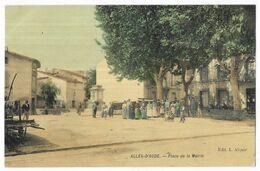 Salles D' Aude Place De La Mairie - France