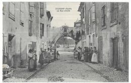 Coursan La Rue Droite - France