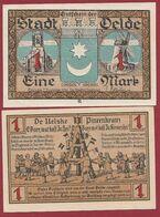 Allemagne 1 Notgeld 1 Mark Stadt Oelde Dans L 'état Lot N °6177 - Collections