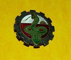 525° Groupe De Transport, émail, Guilloché, 1 Boléro Drago, FABRICANT DRAGO PARIS,HOMOLOGATION 613, ETAT VOIR PHOTO  . P - Esercito