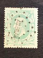 OBP 30 LP AMB BR AR - 1869-1883 Leopoldo II