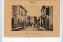 CABANNES - Place De La Mairie - Très Bon état - Otros Municipios