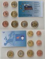 Probe / Slovenia - Set 8 Coins 1 2 5 10 20 50 C + 1 2 Europ 2006 UNC Lemberg-Zp - Slovenia