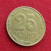 Ukraine 25 Kopiyok 2007 KM# 2.1b  Ucrania Oekraïne - Ukraine
