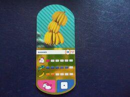 Carte Moi Moche Et Méchant 3 AUCHAN Banane N°38 Bananes Banana Platano Banaan - Sonstige