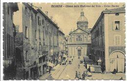 Modena - Chiesa Della Madonna Del Voto - Corso Duomo. - Modena