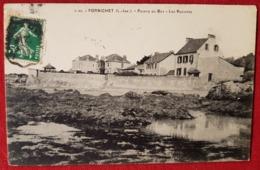 CPA - Pornichet  -(L.-Inf.) - Pointe Du Bey - Les Rochers - Pornichet