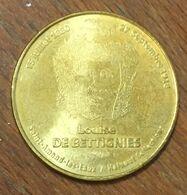 59 SAINT AMAND LES EAUX LOUISE DE BETTIGNIES MÉDAILLE MONNAIE DE PARIS 2010 JETON TOURISTIQUE MEDALS COINS TOKENS - Monnaie De Paris