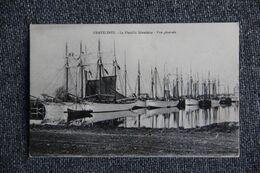 GRAVELINES :  La Flottille Islandaise, Vue Générale - Gravelines