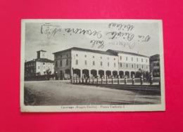 CAVRIAGO - PIAZZA UMBERTO I. - Reggio Nell'Emilia