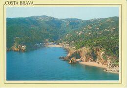 (AKB473) COSTA BRAVA. PLATJA DE L'ILLA ROJA . PLAGE NATURE. NUDIST BEACH - Gerona