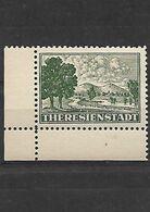 529-Reproduction THERESIENSTADT - Bohemia & Moravia