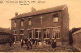 VER-sur-MER : Pensionnat Sainte-elisabeth, Facade Côté Cour - Tres Bon Etat - Andere Gemeenten