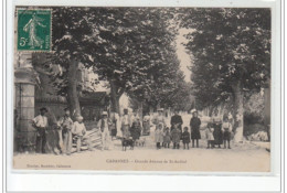 CABANNES - Grande Avenue De Saint Andiol - Très Bon état - Otros Municipios