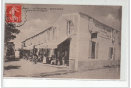 ILE D´OLERON - SAINT DENIS - Hôtel Des Voyageurs - Très Bon état - Ile D'Oléron