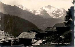 Isenfluh Und Jungfrau - BE Berne